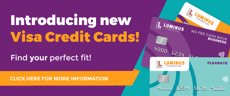 New Credit Cards!