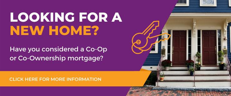 Co-Op and Co-Ownership Mortgages